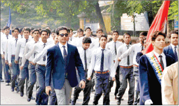 Boys high school allahabad